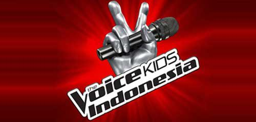 Audisi The Voice Kids Indonesia Persembahan Global TV