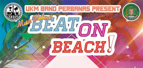 Jevin Julian Guest Star di Beat On Beach