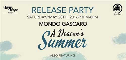 Release Party di A Qubicle Center