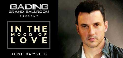 Saksikan Penampilan Tommy Page di In The Mood Of Love