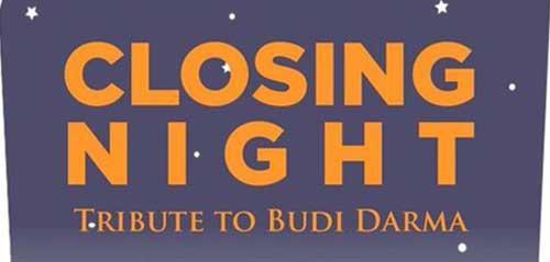 "Closing Night di Taman Ismail Marzuki ""Tribute to Budi Darma"""