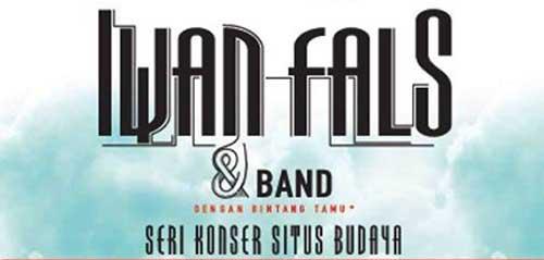 """Iwan Fals & Band Gelar Konser Situs Budaya Kerajaan """"Bugis, Makassar, Toraja, Mandar"""""""