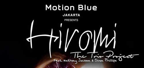 Kolaborasi Jazz Hiromi & The Trio Project Bersama Anthony Jackson and Simon Phillips