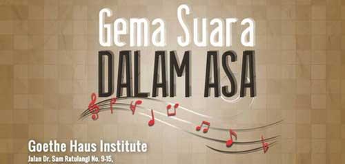 Konser Tahunan Gema Suara Dalam Asa Persembahan Fabavossa Youth Choir