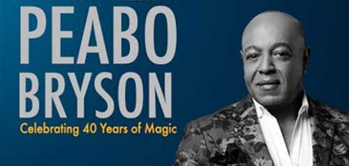 "Raisa Bintang Tamu di Konser Peabo Bryson ""Celebrating 40 Years of Magic"""