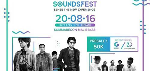 Sheila On 7, Band Competition & Mini Concert Ramaikan Soundsfestival 2016