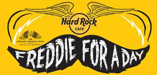 Tribute to Freddie Mercury and Queen di Hard Rock Cafe Jakarta