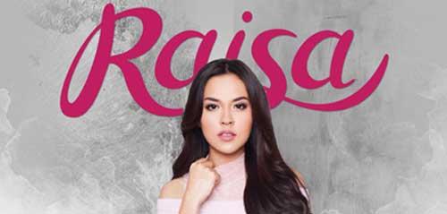 Konser Tunggal OPPO Raisa Handmade Tour 2016 di 5 Kota
