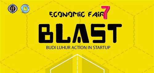 Music Theory Tampil di Closing Ceremony Economic Fair 7 Blast