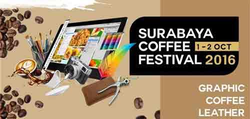 Robby Navicula Hibur Pengunjung Surabaya Coffee Festival 2016