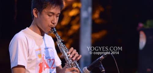 Gratis, Pertunjukan Jazz di Jazz Mben Senen