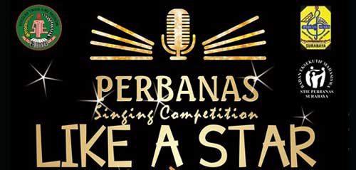 Like A Star Perbanas Singing Compettion