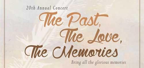 20th Annual Concert Persembahan Paduan Suara Universitas Padjajaran