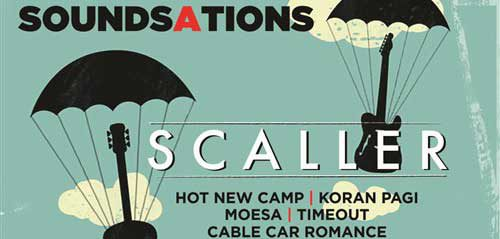 Hot New Camp Tampil Menghibur di Soundsations Subculturefest 2016