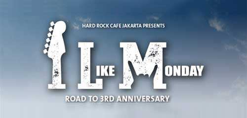 I Like Monday Road to 3rd Anniversary with Asia 1 Reunion, Bikin Seru Seninmu!