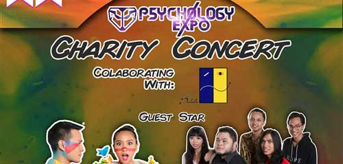 Midnight Quickie & Bara Suara Bintang Tamu Psychology Expo 2016 UNJ
