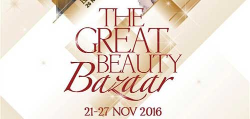 Music Project with The Groove di The Great Beauty Bazaar 2016