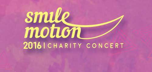 Glenn Fredly & Noah Meriahkan Panggung Smilemotion 2016