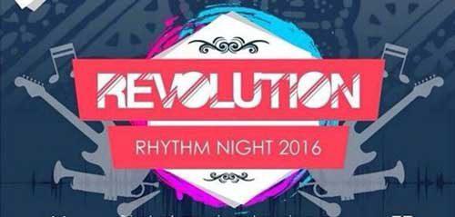 Kelompok Penerbang Roket Bintang Tamu di Rhythm Night 2016
