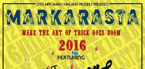 Make the Art of Trick Goes Boom di MARKARASTA