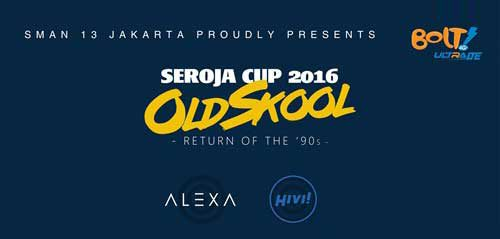 Seroja Cup 2016 Closing Stage Tampilkan Souljah & Hivi! Sebagai Bintang Tamu