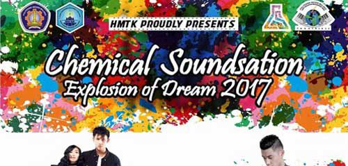 "Sound Wave Panaskan Chemical Soundsation ""Explosion of Dream 2017"""