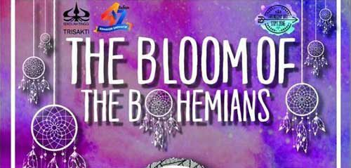 The Bloom of The Bohemians Hadirkan Billy Taner Sebagai Bintang Tamu