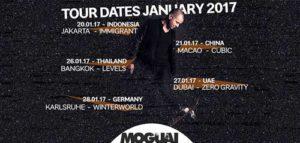 DJ Jerman Moguai Live di Immigrant Jakarta