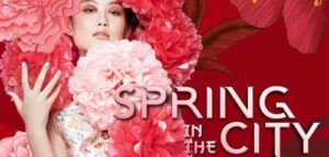 The Overtunes Meriahkan Spring in the City