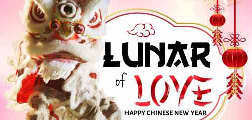 Purwacaraka Music Concert Ramaikan Lunar of Love Happy Chinese New Year