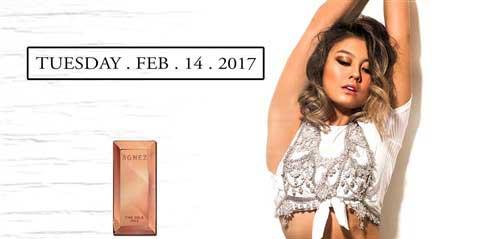 Agnez Mo Live In Concert di Hari Kasih Sayang