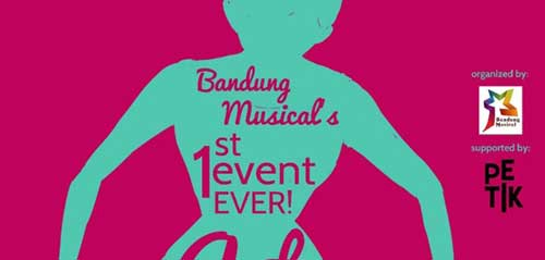 Bandung Musical's 1st Event Ever
