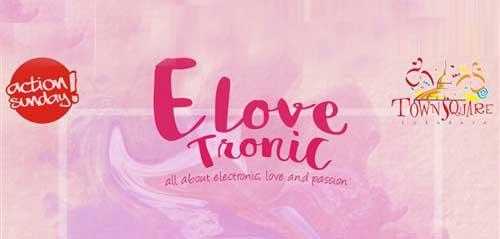 DJ Eddie Tripleks Garirahkan di E-Love Tronic Party Action Sunday