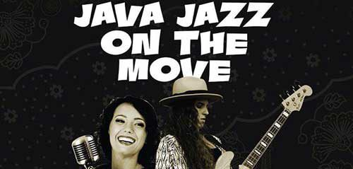 Java Jazz On The Move Tampilkan Musisi MLDJAZZPROJECT
