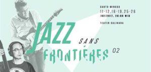 Jazz Sans Frontieres 02 di Teater Salihara Jakarta