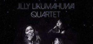 Jilly Likumahuwa Quartet di Motion Blue Jakarta