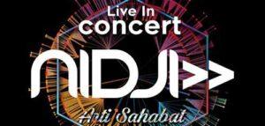 """Konser Nidji """"Arti Sahabat"""" di Balai Kartini Expo"""