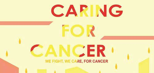 Maudy Ayunda Guest Star di Acara Caring For Cancer