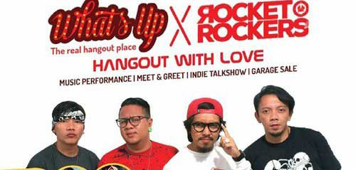 Music Performance Hangatkan Hangout With Love