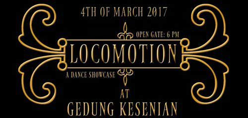Playboys & Code DC Bintang Tamu Locomotion A Dance Showcase