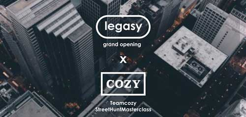 Senoda Tampil di Grand Opening x Team Cozy