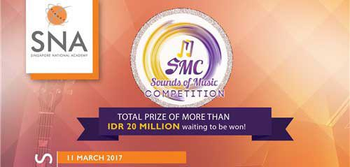 Sounds of Music Competition 2017 di SNA