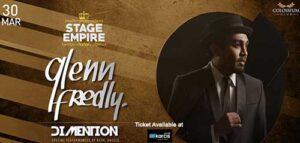 Penampilan Spesial Glenn Fredly di Stage Empire