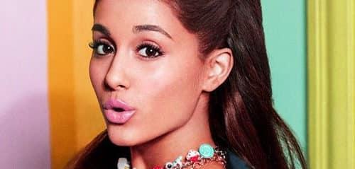 Ariana Grande, Si Cantik yang Menggoda