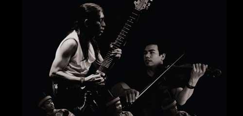 Balutan Musik Etnik Progresif di Rhythm of Saman