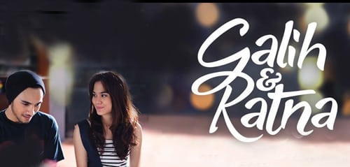 6 Koleksi Lagu Soundtrack Film Galih & Ratna