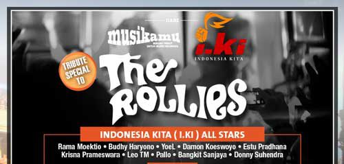 I Like Monday Tribute To The Rollies di Hard Rock Cafe