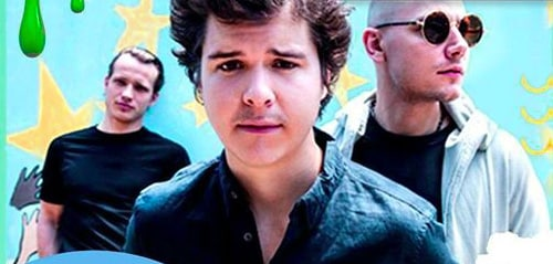 "Lukas Graham, Si Pelantun Lagu Hits ""7 Years"""