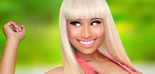 Sexynya Pink Rap Ala Nicki Minaj