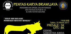 Pertunjukan Drama Musikal Opera Kandang